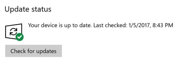 """新版Win10 15002发布:系统更新终于可以""""关闭""""了"""