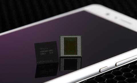 SK海力士全球首发8GB LPDDR4X内存