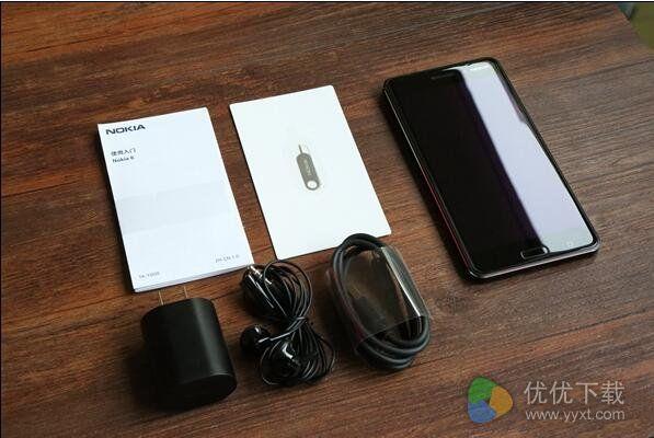 Nokia 6图片