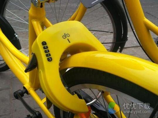 ofo共享单车终于推出智能锁:内置定位器