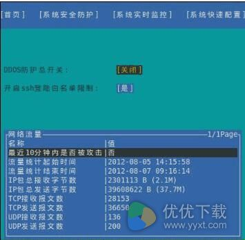 服务器安全狗Linux版 v2.8 - 截图1