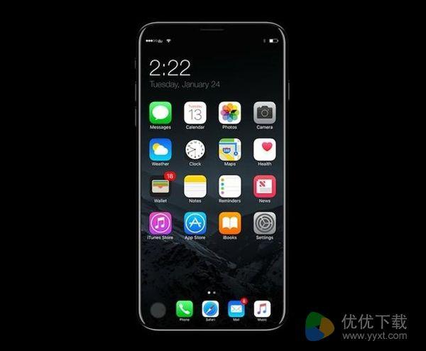 苹果iPhone 8支持无线充电:全系标配