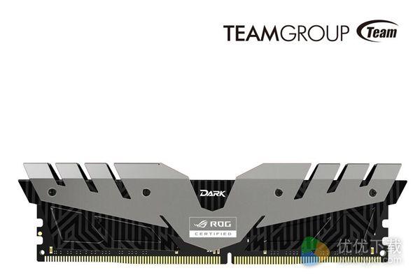 十铨DDR4-3000游戏内存:全球首发四片散热超频杠杠