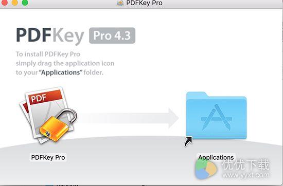 PDFKey Pro mac版 v4.3.7 - 截图1