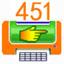 451打印票据快递单专家PC版 v1.1.8