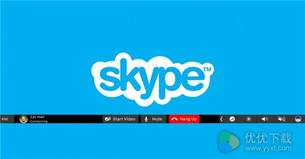 skype网络电话mac版 v7.4 - 截图1