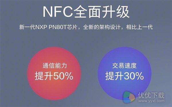 小米6能用NFC功能吗