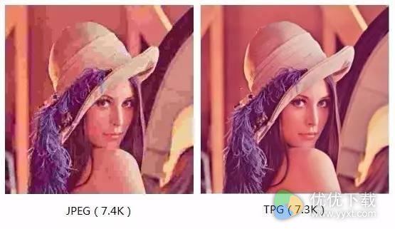 腾讯推出自研图片格式TPG:同画质体积小90%