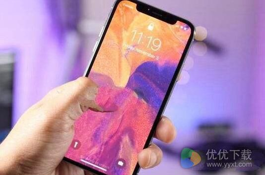 iphone烧屏是什么样的?