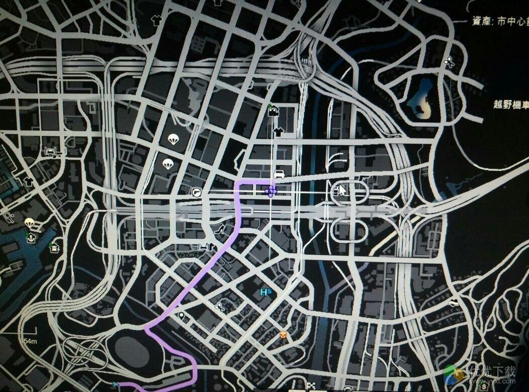 GTA5圣堂酒店在哪?