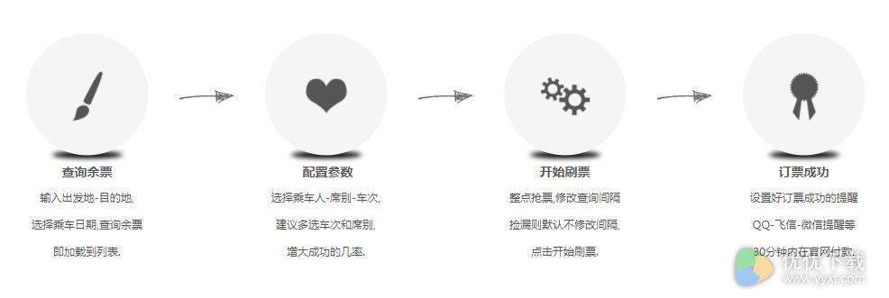 Bypass分流抢票官方版 - 截图1