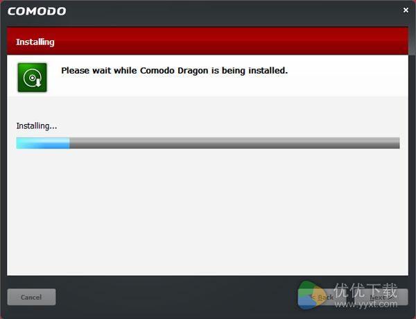 科摩多安全浏览器官方版 - 截图1