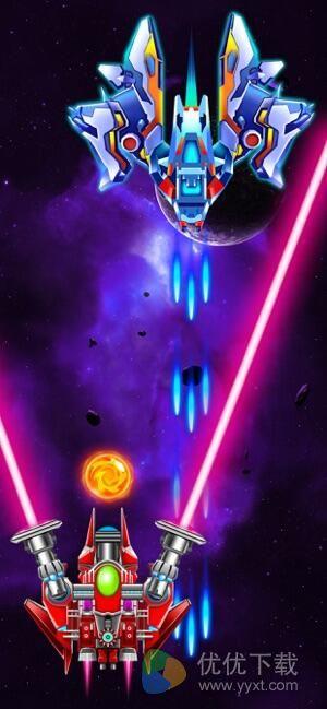 银河袭击ios版