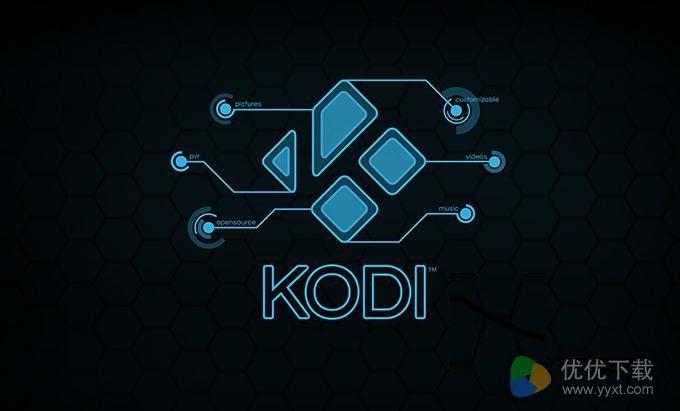 Kodi播放器官方版 - 截图1