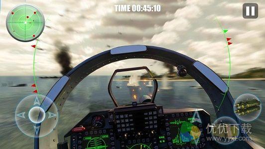 真正的战斗机战争:雷霆射击战安卓版