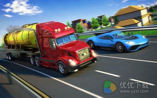 欧洲卡车驾驶安卓版