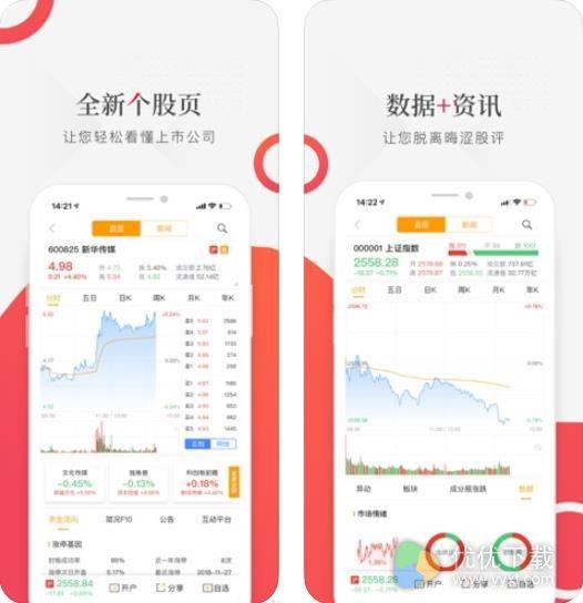财联社iOS版 - 截图1