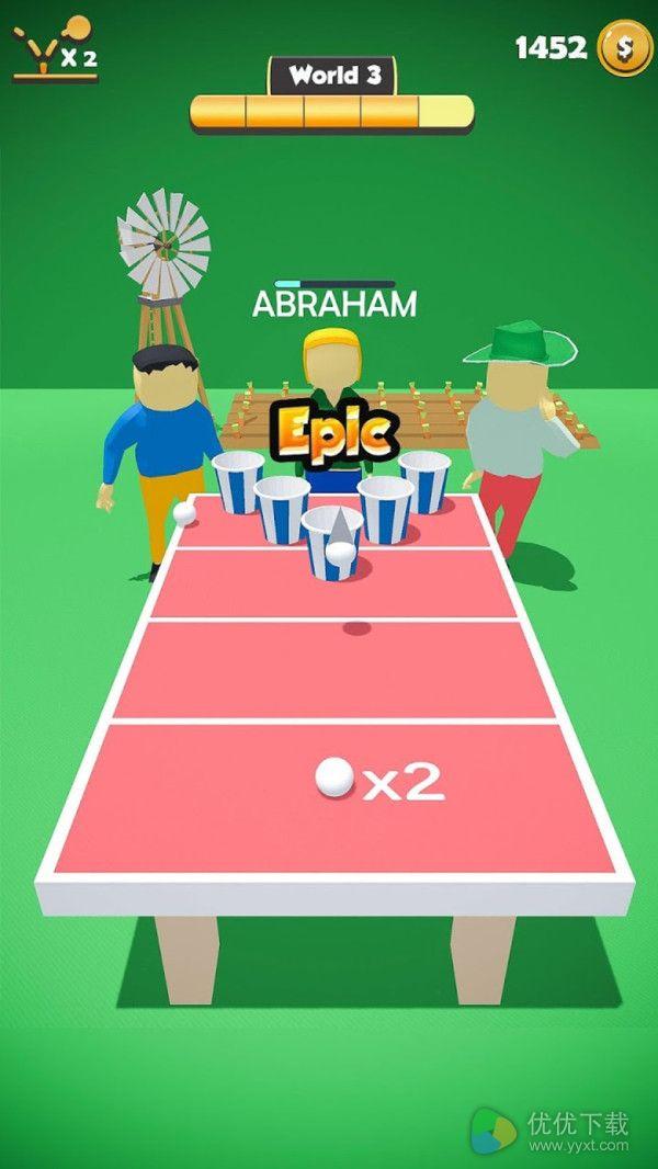 乒乓大挑战安卓版 V1.6