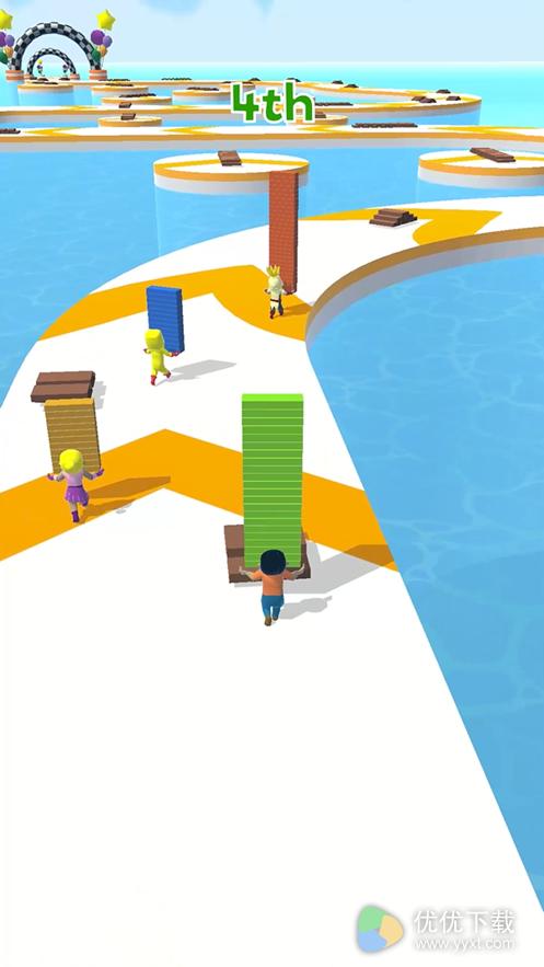 搭个桥快跑安卓版 V1.4