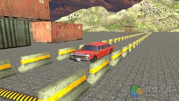 豪华轿车停车之旅安卓版 V1.0.2