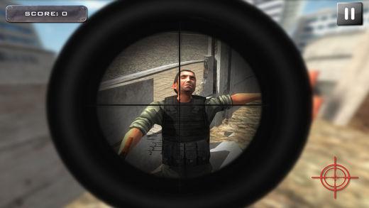 狙击危机ios版 V2.3