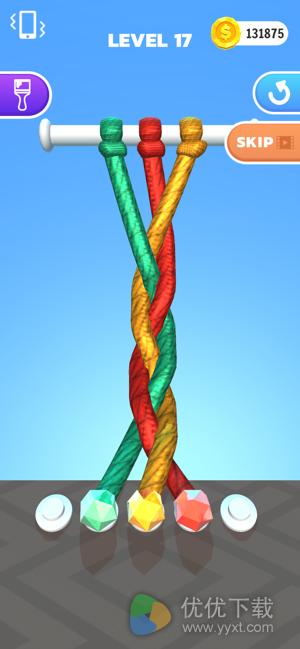彩绳解解乐ios版 V2.5