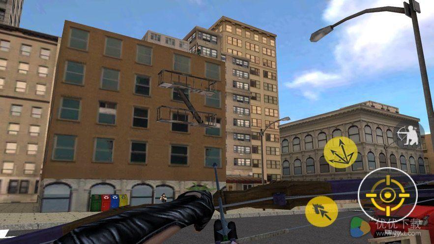 精英弓箭手3Dios版 V1.0