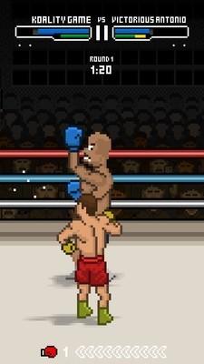 职业拳击手2中文版安卓版 V1.0.0