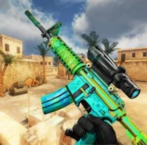FPS突击队射击战争3Dios版 V1.0