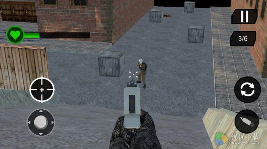 狙击手为生存而战ios版 V1.0