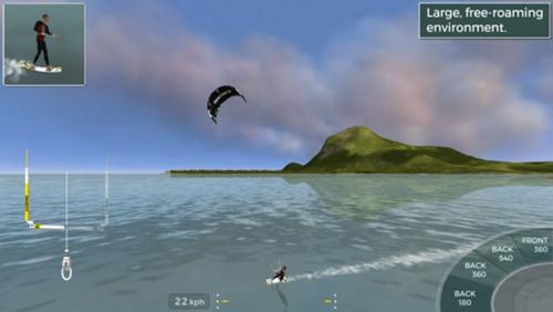 风筝冲浪英雄ios版 V1.2