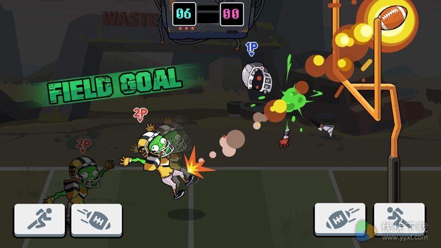 僵尸玩个球ios版 V1.0