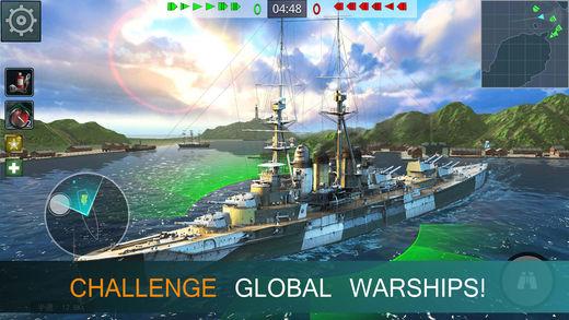 战舰警戒战争ios版 V1.0