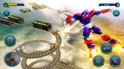 机器人超级英雄战斗ios版 V1.3