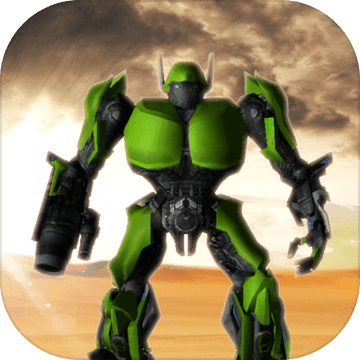 机器人枪战3Dios版 V1.0