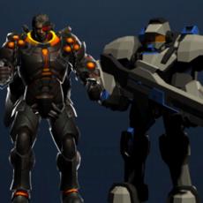 太空机甲部队ios版 V1.0
