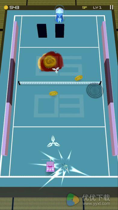 网球忍者ios版 V1.0