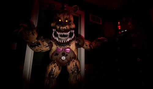 玩具熊的五夜后宫VR
