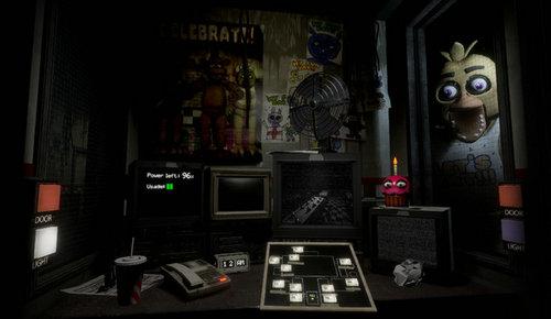 玩具熊的五夜后宫VR安卓版 V1.83