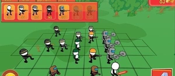 火柴人全面战争模拟器安卓版 V1.16