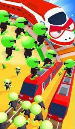 火车大战僵尸3D安卓中文版 V0.3