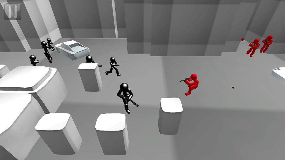 火柴人反恐模拟器ios版 V1.0