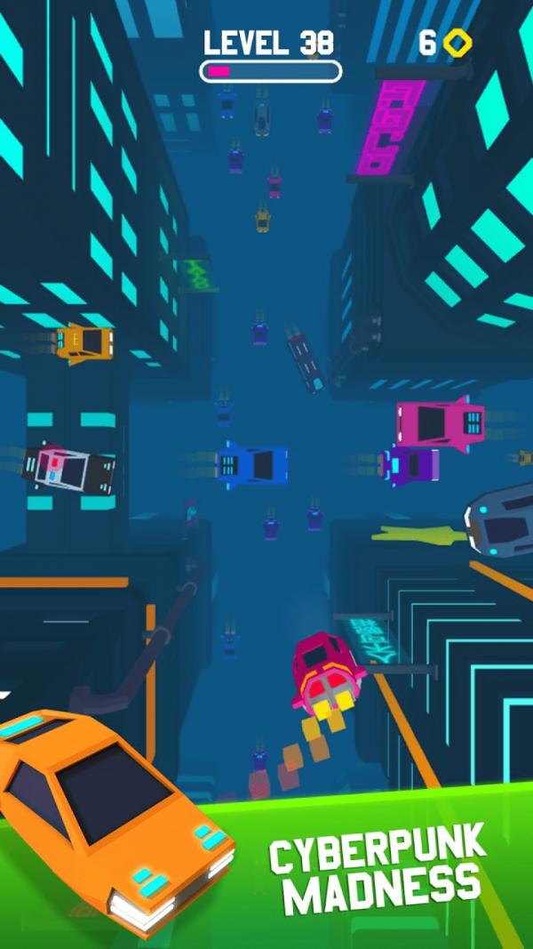 赛博飞车:未来城市安卓版 V1.2