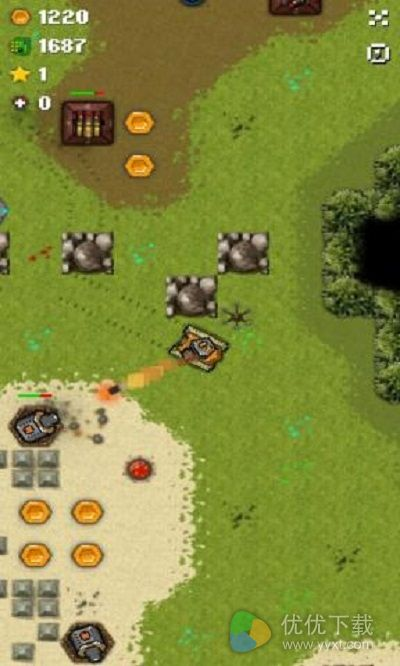 坦克故事3安卓版 V1.011