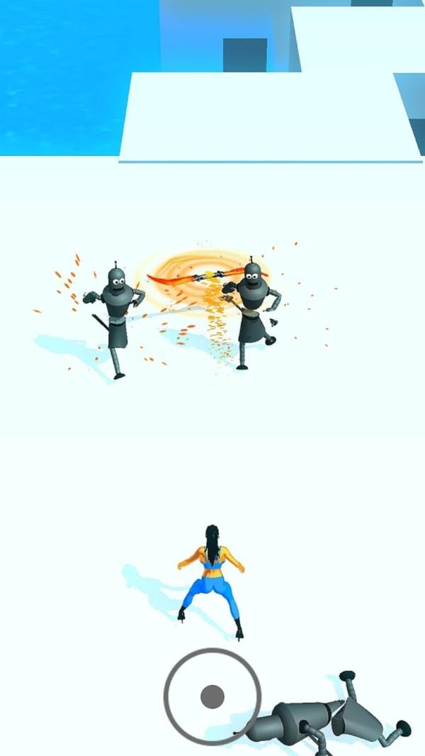 超级战斗姬3D安卓版 V0.1