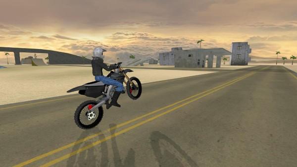 自行车模拟驾驶3D安卓版 V1.0