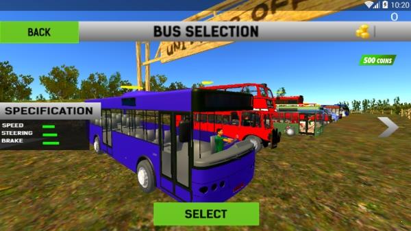 上坡越野公交车安卓版 V1.0.9