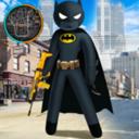 火柴人蝙蝠绳索侠安卓版 V1.0