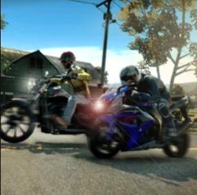 快速危险摩托车ios版 V1.0
