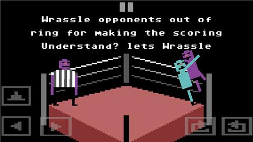 古怪的摔跤安卓版 V1.3.4